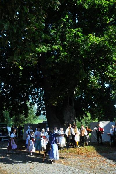 Setkání pod Tisíciletou lípou 2014